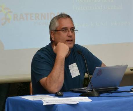 Alberto Cantero, nombrado coordinador de Itaka-Escolapios Emaús