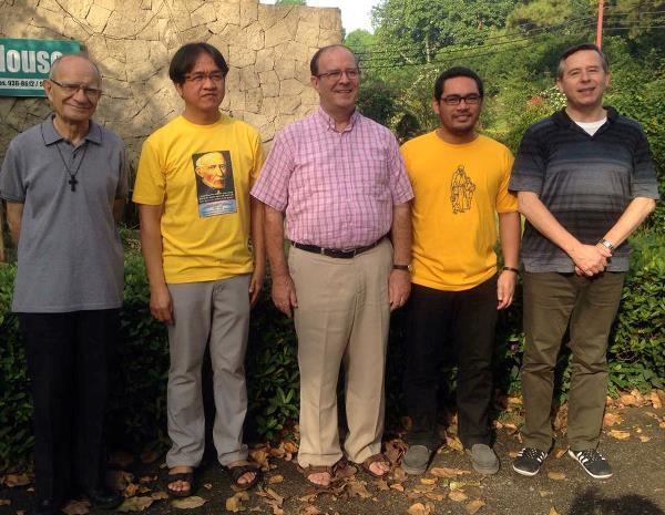 Miguel Artola Otamendi en Misioneros por el Mundo