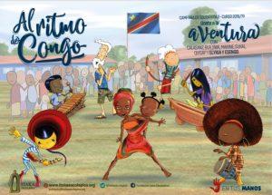 Comienza la Campaña Solidaria de este curso «Al ritmo de Congo»