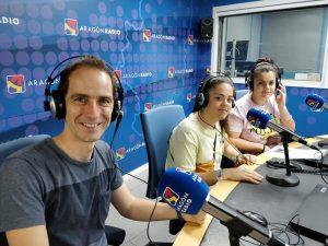 «Descubriendo vidas» en la radio