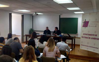 Participamos en el Seminario Nacional de Jóvenes en Valladolid