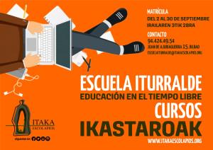CURSOS DE EDUCACIÓN EN EL TIEMPO LIBRE EN BILBAO (CURSO 2019-20)