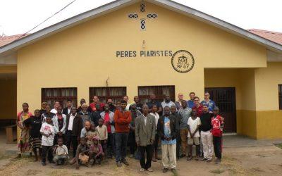 Proyecto Escuelas Pías en salida. Kikonka (Congo)