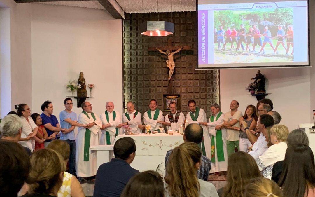 Comunidad Cristiana Escolapia de Bilbao. Celebración de Envíos. Alberto Prieto.