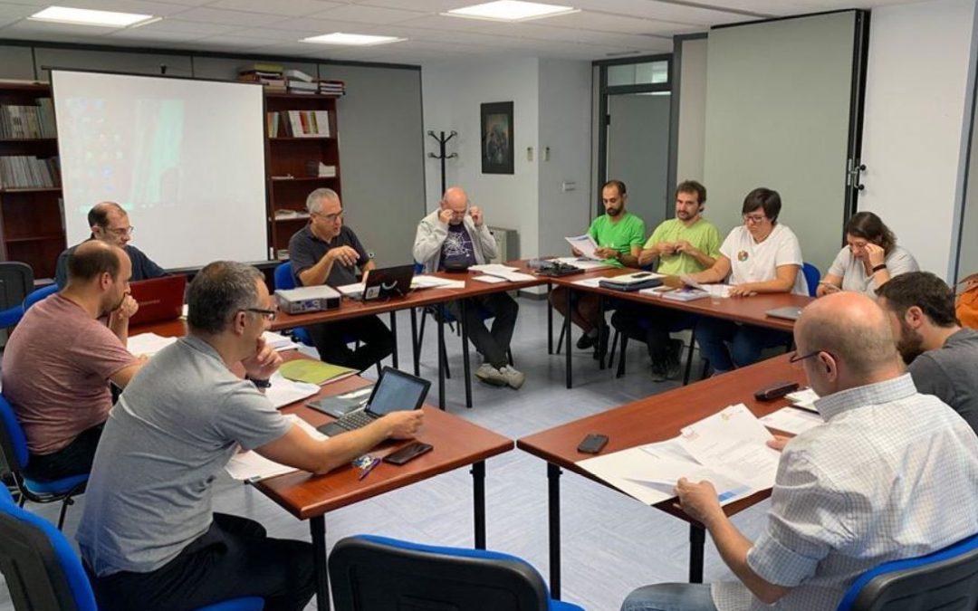 Encuentro de los coordinadores y coordinadoras de las sedes de Itaka- Escolapios Emaús.
