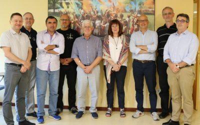 Encuentro del equipo europeo de Instituciones Escolares de las Escuelas Pías
