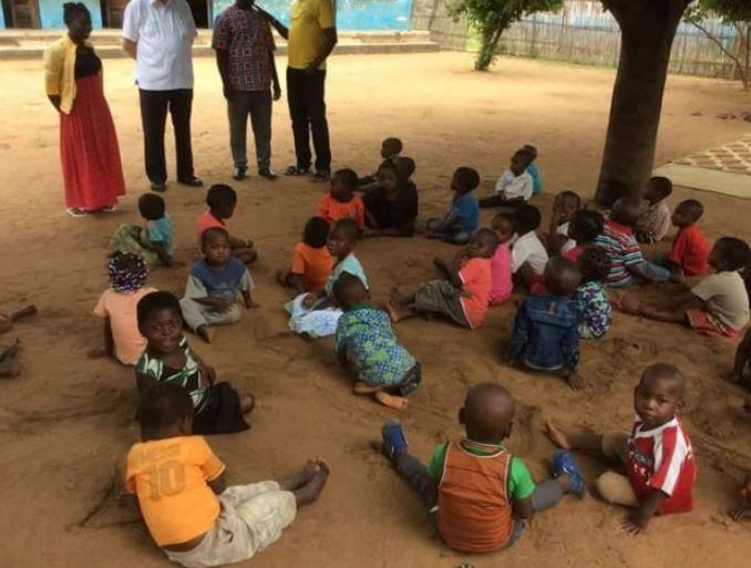 Visita a Mozambique y algunas informaciones.