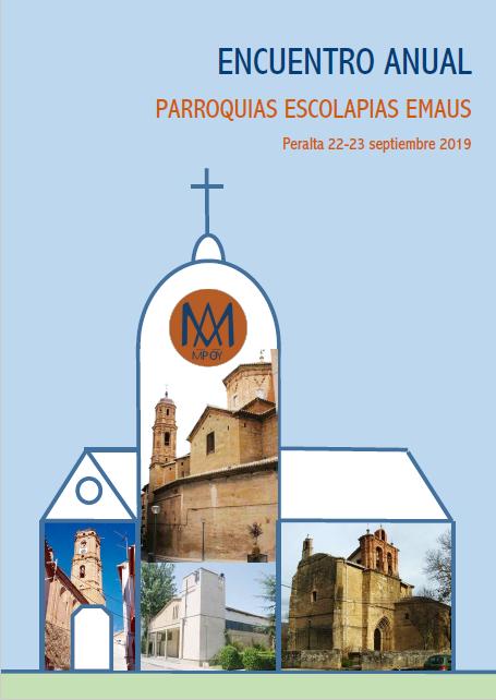 Encuentro de Parroquias Escolapias Emaús