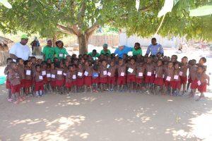 Visita a Mozambique