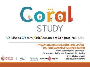 Participamos en el proyecto coral study, sobre la obesidad infantil>TAFALLA