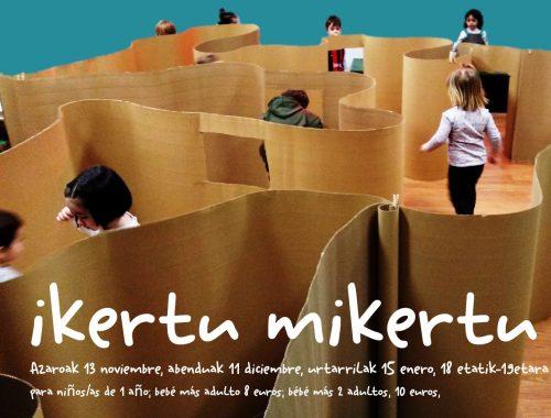 IKERTU MIKERTU | Explorar, descubrir y aprender>VITORIA-GASTEIZ