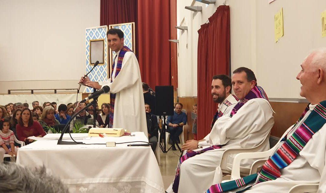 Culminamos la Semana Escolapia con una eucaristía muy especial>GRANADA