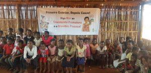 Patrulha 2019: Actividad de verano en Pemba, Mozambique