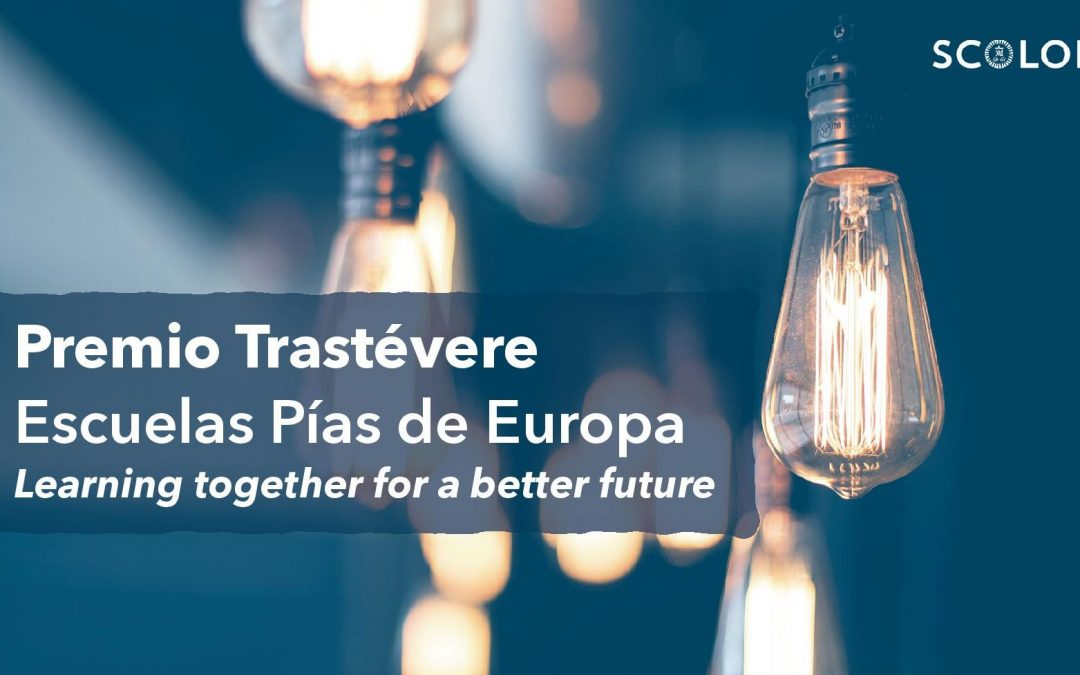 Premio Trastévere – Escuelas Pías de Europa