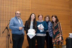 24 de Enero día internacional de la educación. Testimonio premiado de Naia Múgica>TAFALLA