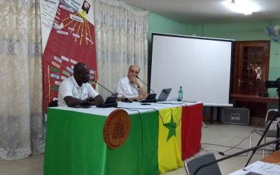 Encuentro SSMM en Dakar, Senegal