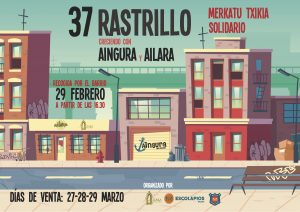 37 Rastrillo solidario>BILBAO