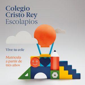 Cristo Rey 2020. Vive tu cole.>ZARAGOZA CRISTO REY