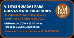 Nuevas matriculaciones curso 2020-2021>LOGROÑO