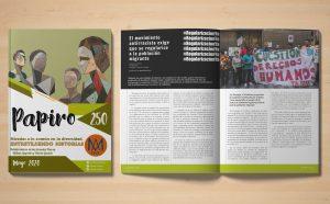 """NUEVO PAPIRO 250: """"Migraciones e interculturalidad y hospitalidad"""""""
