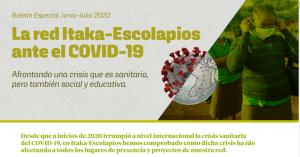 ITAKA – ESCOLAPIOS ANTE EL COVID-19