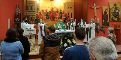 Presentación de la comunidad escolapia en la parroquia Espíritu Santo