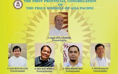Nueva Provincia en la Orden.
