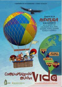 COMPARTIMOS MUCHA VIDA: LLEGA LA SEMANA SOLIDARIA DEL CURSO 19/20 APLAZADA POR EL CONFINAMIENTO