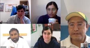Preparando el Encuentro de Voluntariado de la red Itaka-Escolapios
