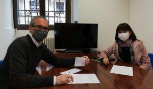 Ausolan S Coop renueva su colaboración solidaria con Itaka-Escolapios