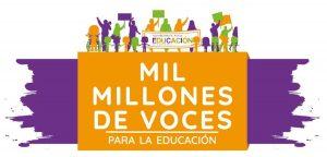 Campaña Mundial por la Educación. SAME 2021  #MilMillonesdeVoces