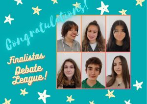 Finalistas en el Debate League AMCO nacional.