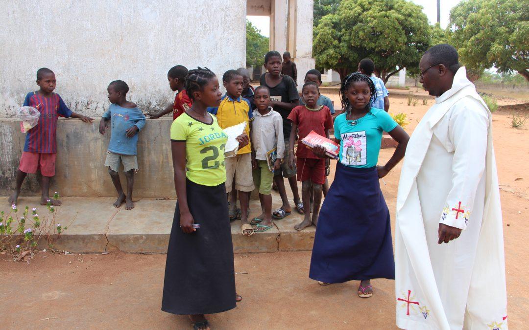Tercera visita a Mozambique