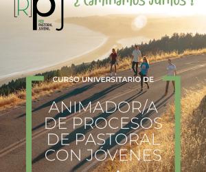 CURSO DE ANIMADOR/A DE PROCESOS DE PASTORAL CON JÓVENES
