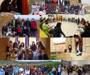 Encuentro juvenil de la Eurorregión Navarra-Euskadi-Aquitania