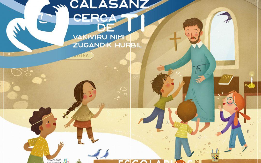 Feliz día y camino con San José de Calasanz