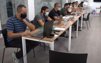 Encuentro Itaka-Escolapios Emaús.  Coordinadores y coordinadoras de sedes, áreas y equipos de proyectos.