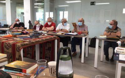 Reunión de Rectores y Presidentes de comunidades, y de Coordinadores de Presencia.
